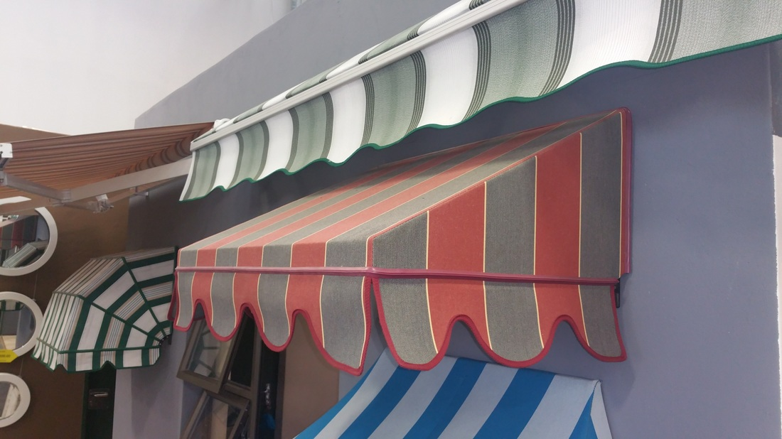 Canvas By DOCRIL PARA Or DICKSON 7 Standard Colors Only Awning Suitable For A Single Door